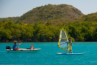 Windsurfing Lessons - 17 March 15